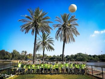 המסלול מחנה אופניים