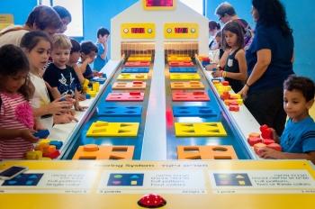 מרחב משחקים בלונדע באר שבע, מוזיאון לילדים בדרום- אתר לגדול