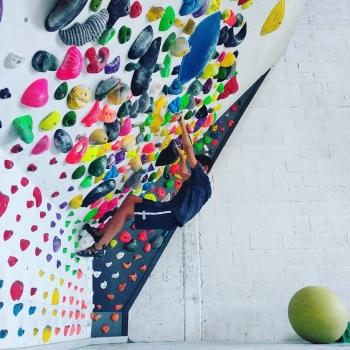 טיפוס על קיר בפנטופיה חיפה- אתר לגדול
