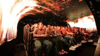 מעלית הזמן בירושלים – מופע מולטימדיה מרהיב וחדשני - לגדול