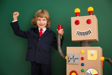 הרובוט הראשון שלי אאוריקה פארק
