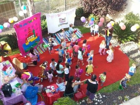 על הגל עם סיגל, מפעילי ימי הולדת, הפעלות לבריתות, הפקת יום הולדת