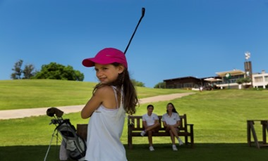 מועדון הגולף קיסריה - אתר לגדול