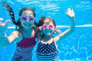 מרכז השחייה מיכל רובין שחייה לילדים