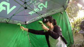 מתקן VR MOVE