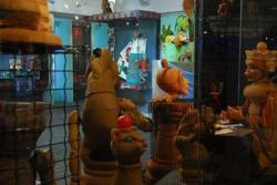 תערוכות לילדים במרכז-תיאטרון בובות חולון