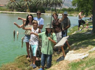 דג בכפר, אטרקציה בצפון, מקום בילוי למשפחות, פעילויות לילדים