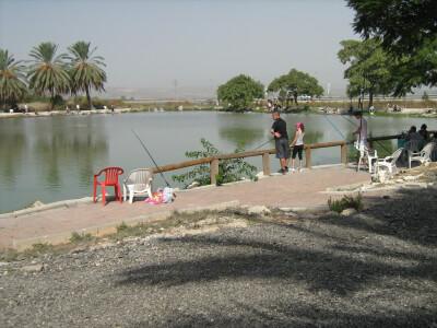 דג בכפר פעילות לכל המשפחה, דייג משפחתי - אתר לגדול