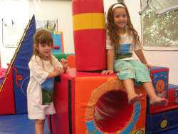 פעילות לילדים בצוק מנרה
