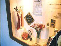 דבורת התבור, תוואי משי, אתר לגדול אתר המשפחות של ישראל