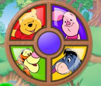 משחקים, משחק זיכרון של פו הדוב