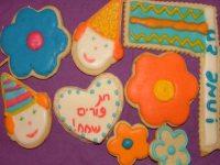 עוגיות מצוירות