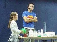 פעילות מדעית חינוכית לבתי ספר-אופק רחב