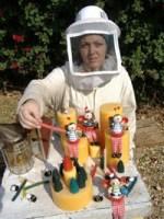 ייצור דבש בדבורת התבור, אתר לגדול אתר המשפחות של ישראל