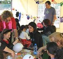 יום הולדת בפארק פרוד- מקומות לימי הולדת לילדים בצפון