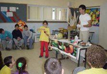 פעילות מדעית בבית הספר-אופק רחב
