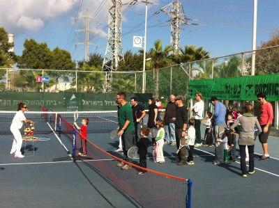 האקדמיה לטניס תל אביב