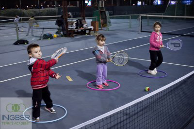 קייטנת טניס האקדמיה לטניס