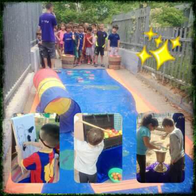אגדודס, יום הולדת עם הפעלות לילדים