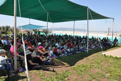 הקרקס החקלאי הופעות מוצלות אתר לגדול