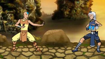 משחק אווטאר קרב לוחמים