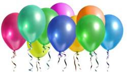 בלונים למסיבת יום הולדת