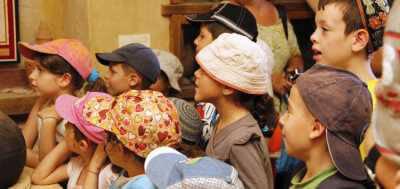 מוזיאון עין יעל, סיורים מודרכים לילדים