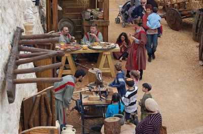 מוזיאון עין יעל, הסטוריה של ארץ ישראל