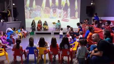 גימבולנד פעילות לילדים- אתר לגדול
