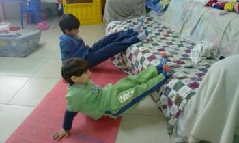 פעילות לילדים בבית