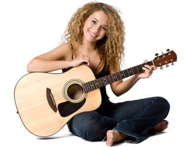 לימוד גיטרה בשיטת הכפתור