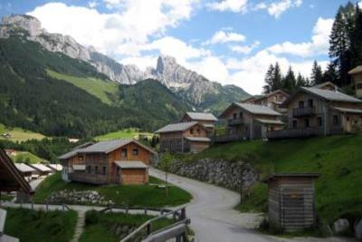 כפר נופש אוסטריה