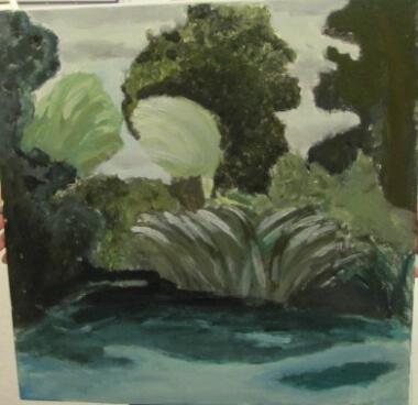 חוג ציור לילדים ונוער במוזיאון רמת גן