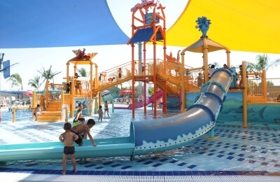 עולם הילדים בספארק ימית חולון