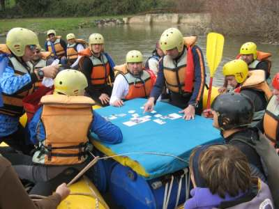 רפטינג נהר הירדן פעילות לועדי עובדים