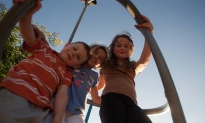 פארק המשפחה אטרקציות לילדים