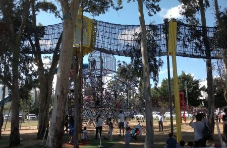 פארק רמת השרון ירון שמאי