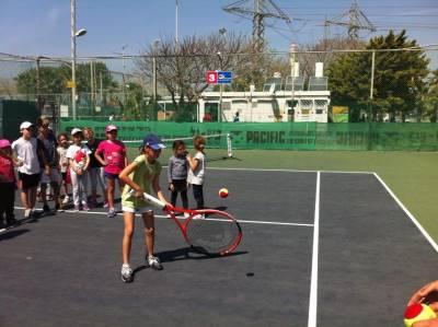 האקדמיה לטניס חוגים לילדים