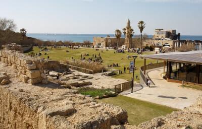 נמל קיסריה צילום נמרוד גליקמן