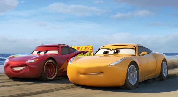 מכוניות 3 סרט קיץ 2017
