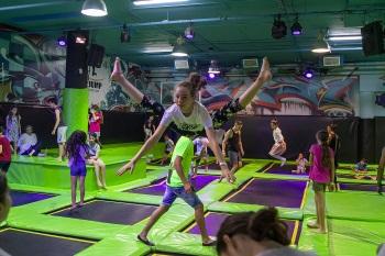 נינג'ה סטאר מתחם פעילות לילדים
