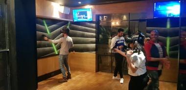 ססום - מתחם מציאות מדומה SESOM - הצד האחר של מוזס סניף רוטשילד תל אביב