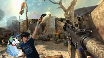 VRALITY - מציאות מדומה