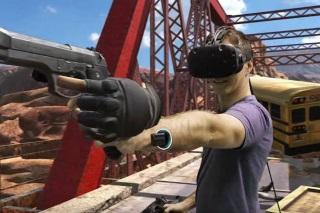 עולם וירטואלי משחקים במציאות מדומה