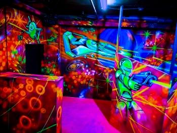 לייזר טאג תל אביב - laser tag TLV - אתר לגדול