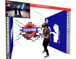 v station מציאות מדומה