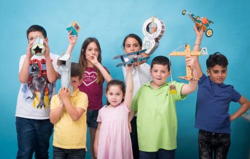 Wizekit קייטנות קיץ 2018 ערכות הפעלה לילדים - אתר לגדול