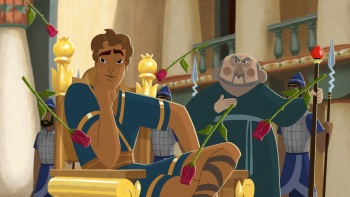 אגדת המלך שלמה סרט לילדים - אתר לגדול
