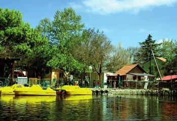 אגם חי יראון - אתר לגדול