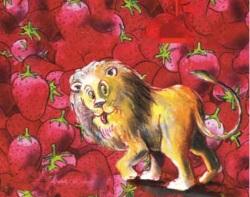 האריה שאהב תות-הצגת ילדים